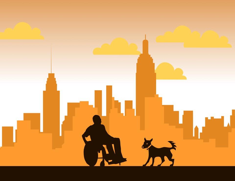 Hund und Handicap