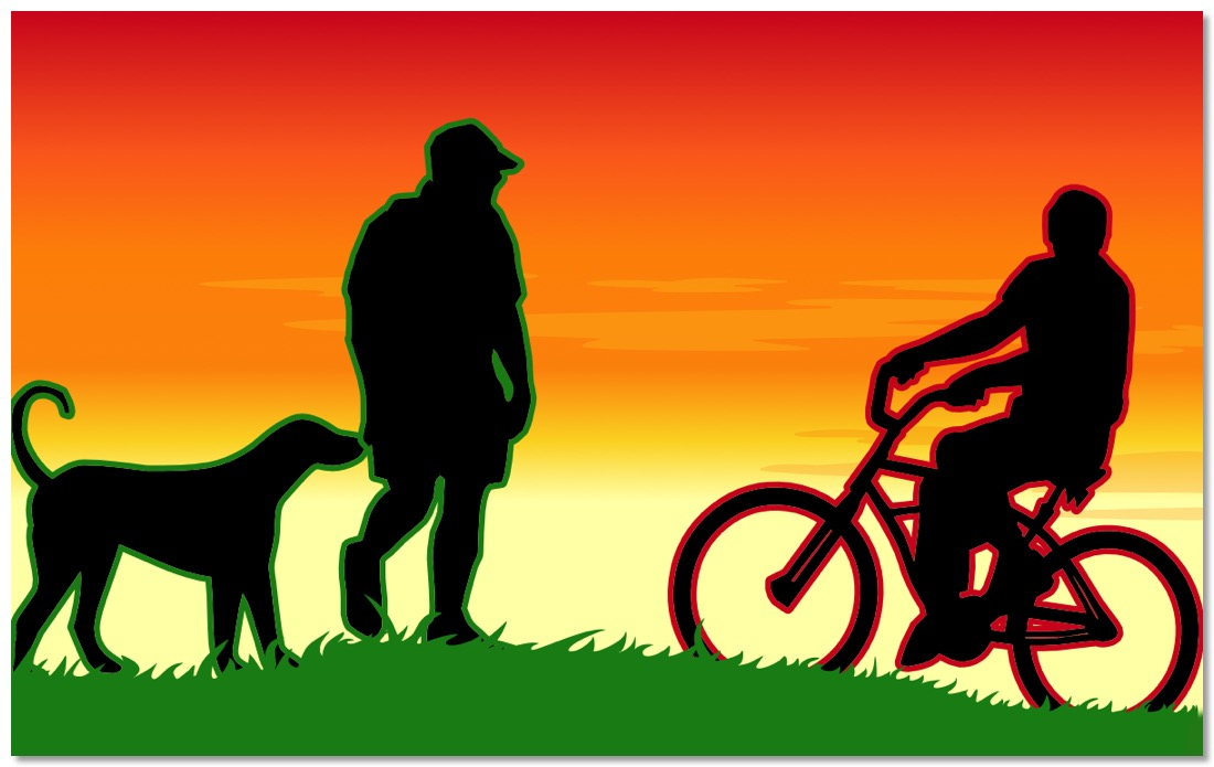 Hund_Radfahrer